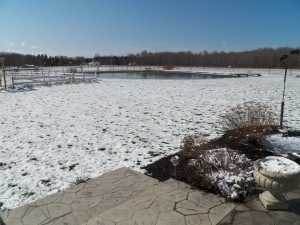 April 16 snow and cold