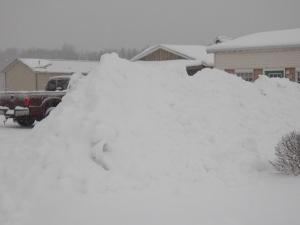 Little snow mountain