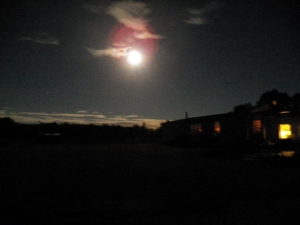 September super moon