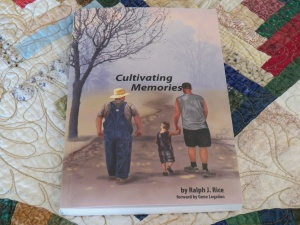 Cultivating Memories...Hot off the Press