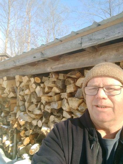 woodshedselfie2019